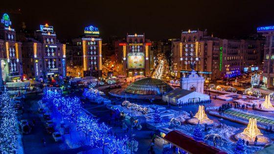 Capodanno a Kiev