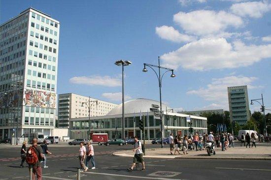 Alexanderplatz Berlino