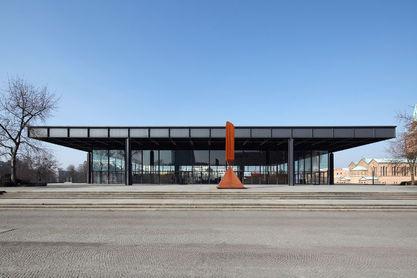 Berlino Neue Nationalgalerie