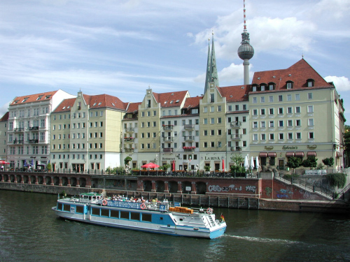 Berlino Sprea