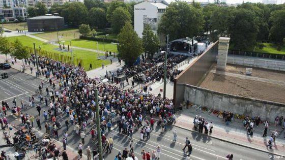 Berlino il muro