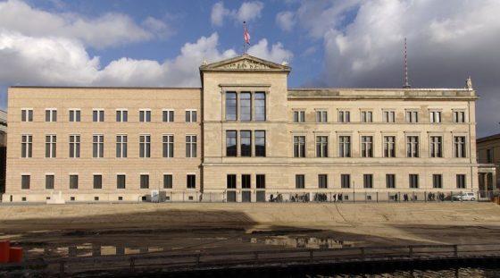 Neus Museum Berlino