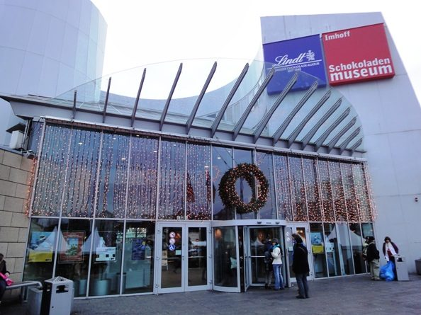 Schokoladenmuseum Colonia