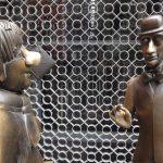 Cosa vedere a Colonia: la statua di Tünnes and Schäl