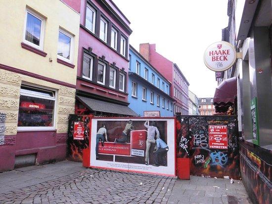 Amburgo tra trasgressione e divertimento a St. Pauli