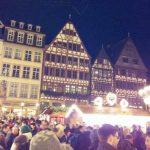 Cosa vedere a Francoforte: la piazza Romerberg