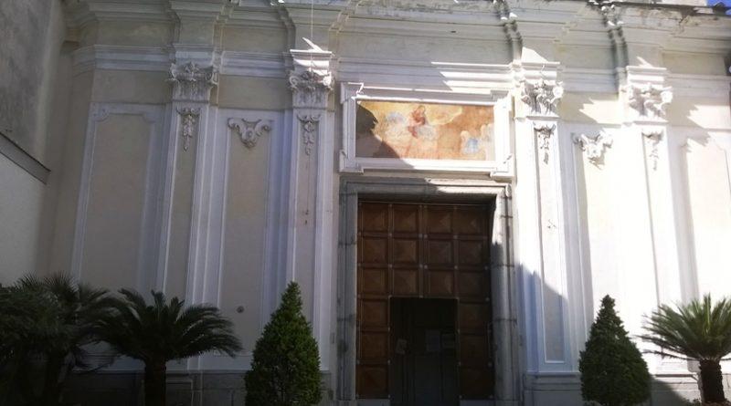 chiesa del Purgatorio Cava