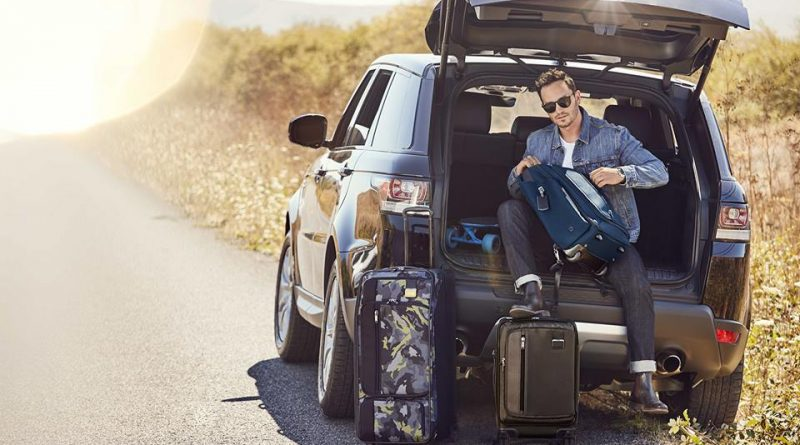 travel lifestyle brand TUMI