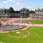 Alla scoperta dei castelli di Dresda: Zwinger