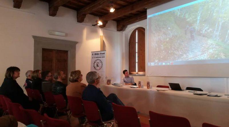 Presentazione Enjoy Bagno di Romagna ed E-Bike Fest