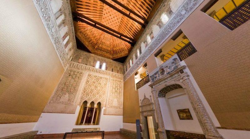 Toledo museo Sefardi Sinagoga del transito