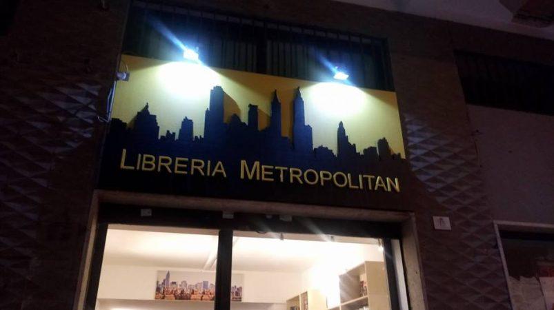 Libreria Metropolitan Cagliari