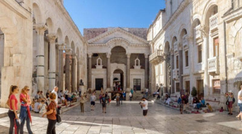 Split Palazzo di Diocleziano