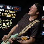 Joe Colombo apre il Baronissi Blues Festival il 17 luglio