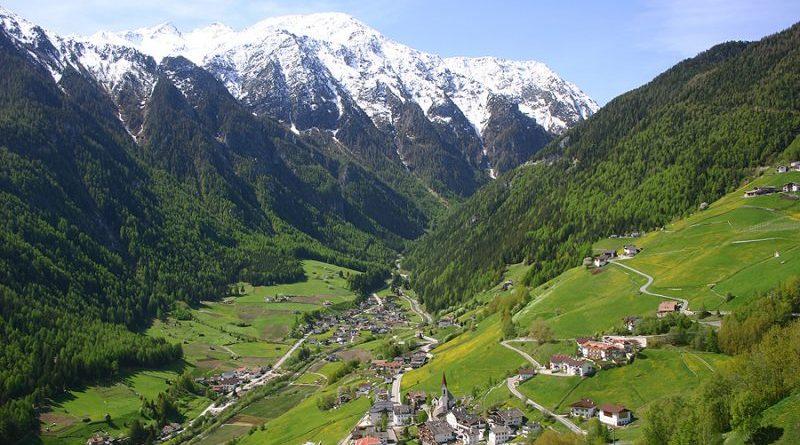 Alta Val Martello Alto Adige