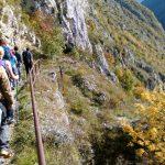 Gole del Sagittario in Abruzzo: percorsi da fare e come raggiungerle