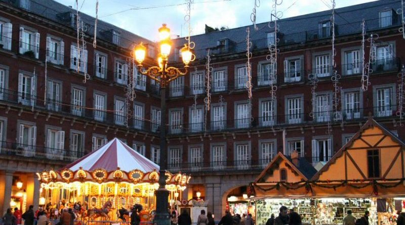 Natale 2018 a Madrid