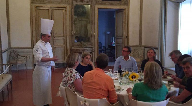 Cooking class a Palazzo Bernardini, Matera