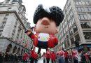 Capodanno 2019 a Londra New Year Day Parade
