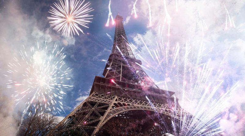 Capodanno 2019 a Parigi