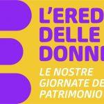 L'Eredità delle Donne. Festival internazionale a Firenze dal 21 al 23 settembre 2018