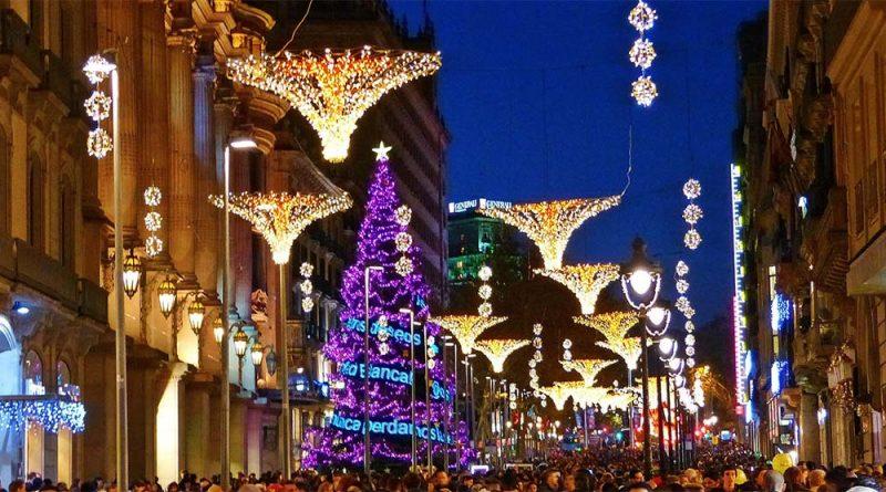 Natale 2018 a Barcellona