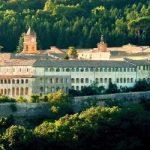 La Certosa di Trisulti circondata da foreste secolari