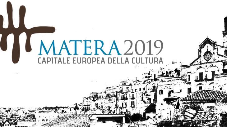 Matera 2019 Capitale Europea della Cultura