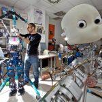 Aumentano i visitatori della robotown a Pisa