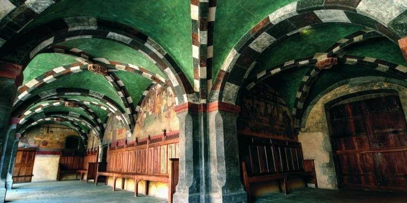 Incanto di Natale Castello di Issogne