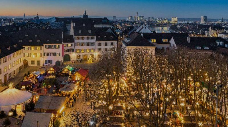 Mercatini di Natale a Basilea