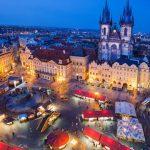 Natale 2018 a Praga in un'atmosfera magica