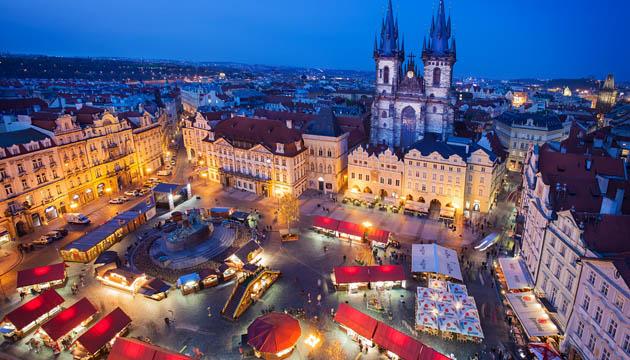 Natale 2018 a Praga