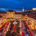Natale a Bratislava nel segno della tradizione