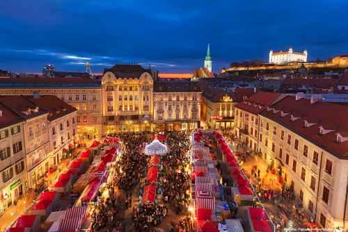 Natale a Bratislava