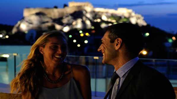 San Valentino 2019 ad Atene