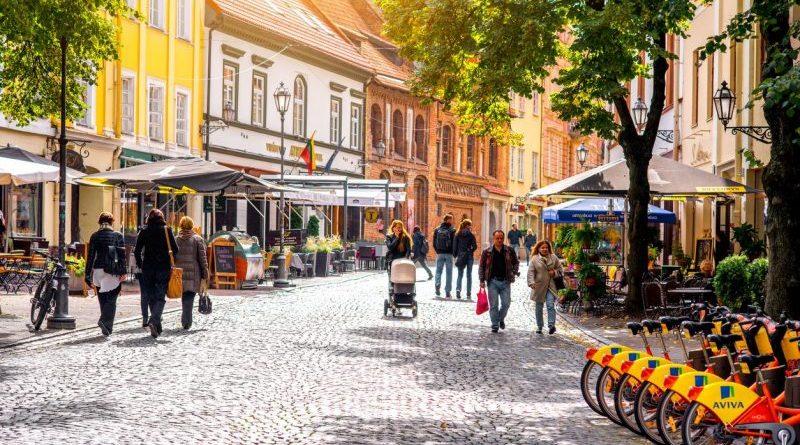 Capodanno 2019 a Vilnius