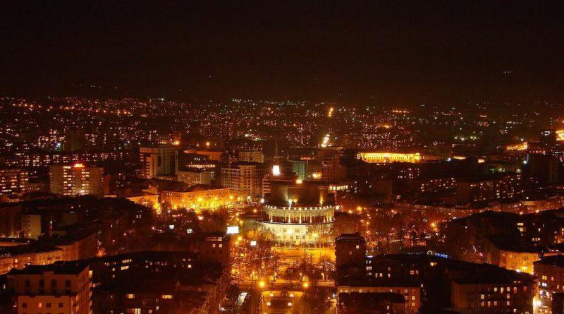 Capodanno 2019 ad Erevan