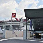 Milano. La fermata M5 San Siro Stadio diventa Dazn