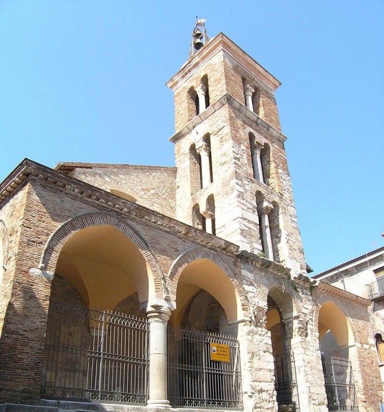 Minturno Chiesa San Pietro Apostolo