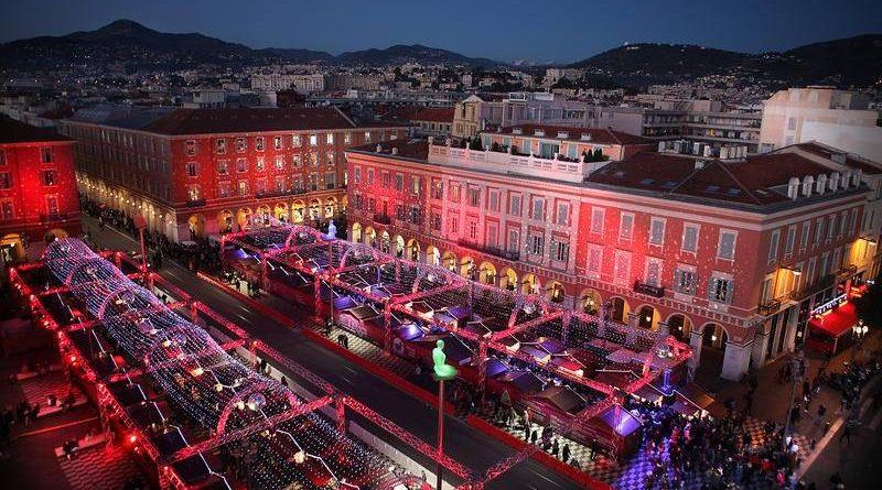 Natale europeo Nizza