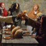 Presepe vivente di Tarquinia: a Santo Stefano al convento di San Francesco