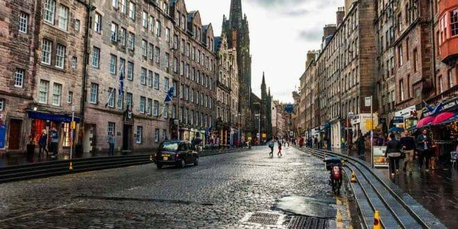 Pasqua 2019 ad Edimburgo