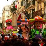 Carnevale 2019 a Malta: un mese di divertimento