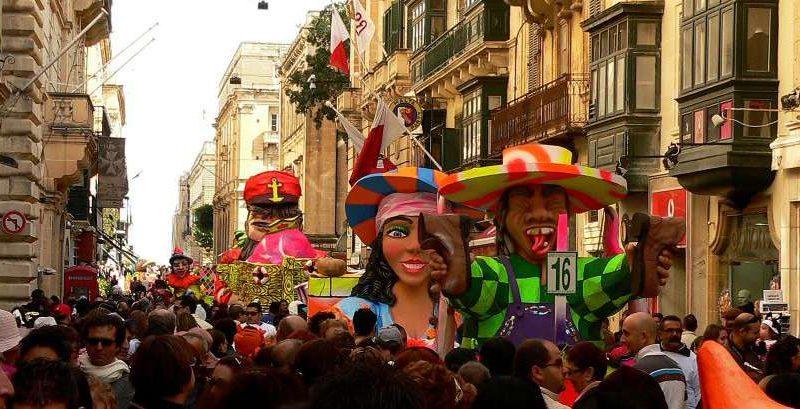Carnevale 2019 a Malta