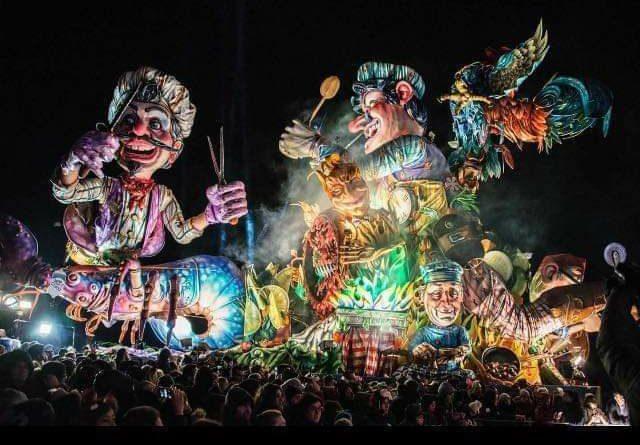 Carnevale di Sciacca 2019