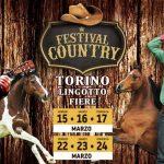 Festival Country 2019 a Torino Incontra il Mondo