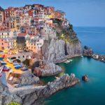 Bandiere blu: Trentino in pole per i laghi, Liguria per le spiagge