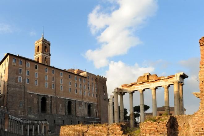 centurioni a Roma