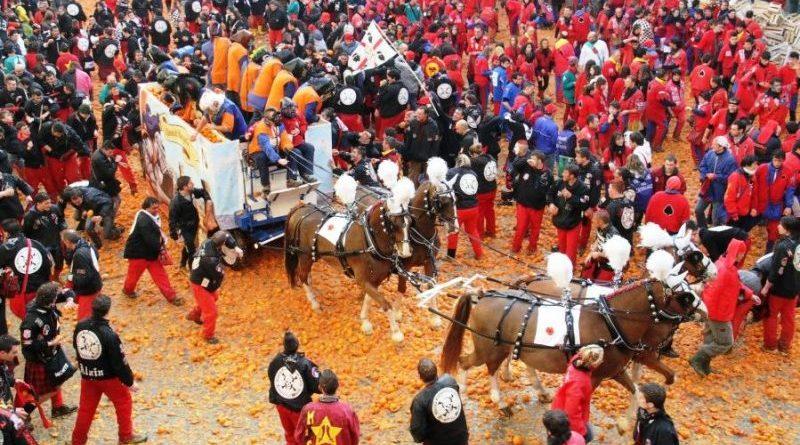 Carnevale 2019 in Italia